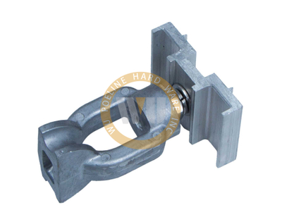 Pole Anchoring Hardware