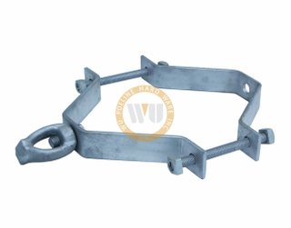 """ V"" Type Adjustable Pole Bands"