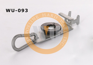 Single Layer Drop Wire Clamp